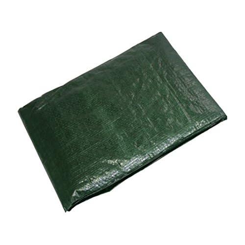 Milicamp Unisex Groundsheet/Tarpaulin-8′ X 6′, Green