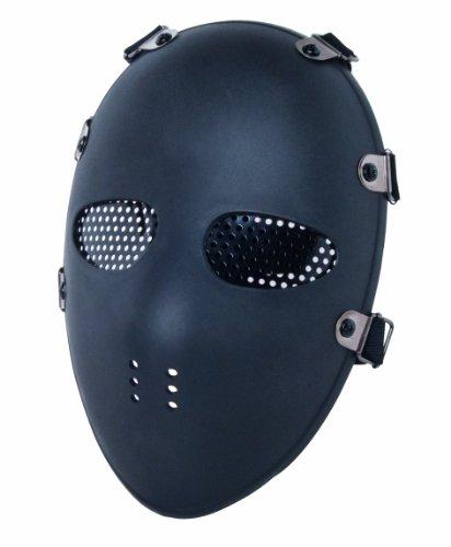 GSG, Maschera balistica di protezione, con grata metallica