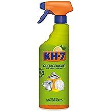 Kh-7 Quitagrasas Pulverizador Aroma Limón - 750ml