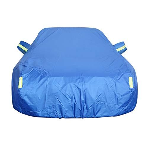 Autoabdeckung Auto Abdeckplane Kompatibel mit Acura MDX Car Cover Tarpaulin Vollverkleidung Vollverkleidung for den Außenbereich Allwetter-wasserdichte UV-Plane (Mdx Acura)