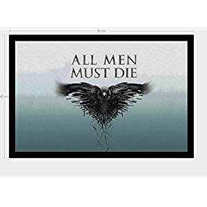 Fussmatte Game of Thrones 80 x 60 cm