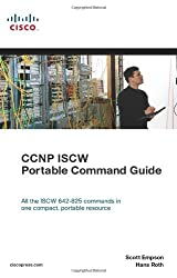 CCNP ISCW Portable Command Guide by Scott Empson (2008-03-22)
