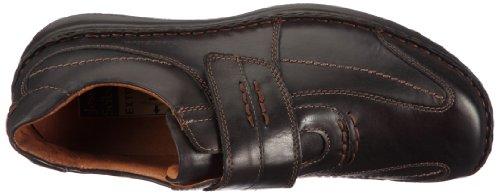 Josef Seibel Alec Herren Low-Top Sneaker, Schwarz (600 schwarz), 45 EU -