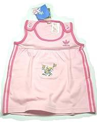 ADIDAS Baby Kleid Rosa GOOFY Dress Pearlpink