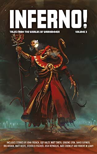 Inferno! Volume 3 (Warhammer 40,000) (English Edition) - Af-amp