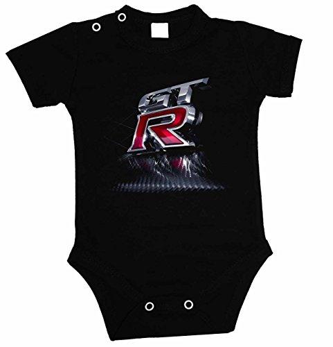 nissan-gt-r-logo-body-de-babygrow-de-manga-corta-para-negro-negro-negro-talla74-9-12-months
