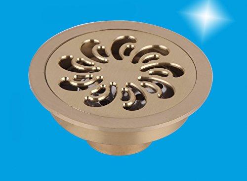 SDKIR-Deodorant Kupfer entleeren, Drache und Phoenix Bodenablauf, wc Abwasserkanal