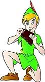 Sticker Selbstklebend Kinder Peter Pan 42x 76