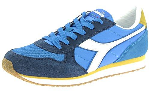 Diadora Zapatillas K-Run C WH Azul Índigo/Rosa EU 39 (6 UK) 8XE0yap