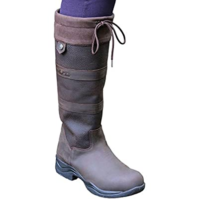 0ae3f840083 Mark Todd Country Boots Mark II Standard Brown