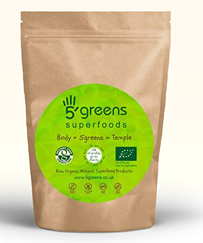 Organic-Spirulina-Powder-25g-to-500g-Sizes-Highest-Quality-Available-Certified-Organic-by-the-Organic-Food-Federation-5greens-Superfoods
