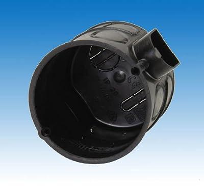 UP-Schalterdose Durchmesser: 60mm,Tiefe: 41mm (50 Stück) von Unitec bei Lampenhans.de