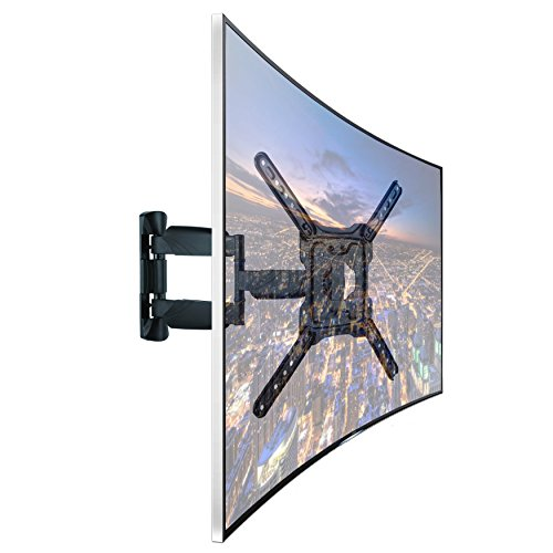 """Fernseher TV Wandhalterung Monitor Halter #WH114N#, für LG, passt zur 17"""" 18"""" 19"""" 20"""" 21"""" 21,5"""" 22"""" 23"""" 23,6"""" 24"""" 25"""" 26"""" 27"""" 28"""" 29"""" 30"""" 32"""" 37"""" 39"""" 40"""" 42"""" 43"""" 46"""" 47"""" 49"""" 50"""" 52"""" 55"""" 60"""" 65"""" Zoll, LED LCD 3D UHD Curved TV Fernseher Monitor, VESA 75x75, 100x100, 200x100, 200x200, 400x200, 300x300, 400x400, neigbar, schwenkbar, drehbar"""