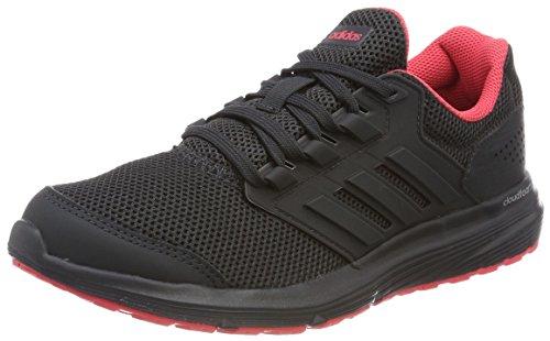 purchase cheap f62a1 263bb Adidas Galaxy 4, Zapatillas de Running para Mujer, Negro (Core Black Carbon