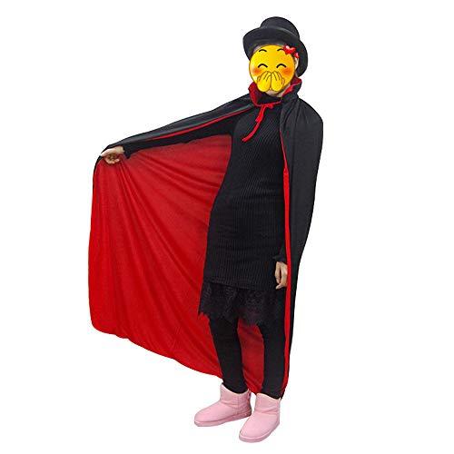 lustiges Spielzeug, ALIKEEY Halloween Kid Cape Umhang Vampir Magier Kostüm Zubehör Requisiten Party