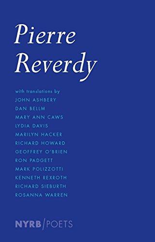 Pierre Reverdy (New York Review Books Poets) por Pierre Reverdy