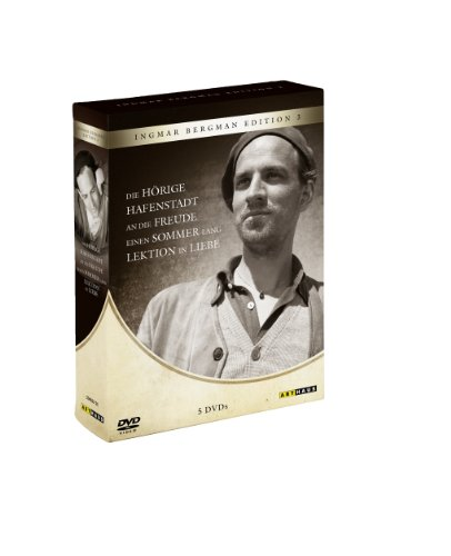 Ingmar Bergman Edition 3 [5 DVDs]: Alle Infos bei Amazon