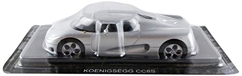 promocar-pro10437-koenigsegg-cc8s-echelle-1-43-gris