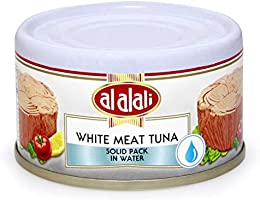 Al Alali White Meat Tuna In Water, 85 g