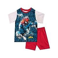 Marvel Boys Spiderman Pyjamas