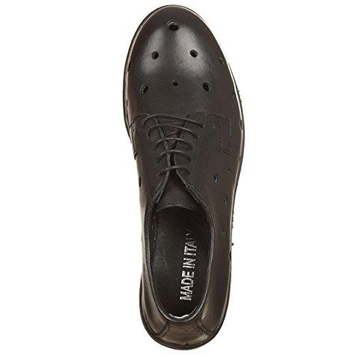 Ers Chaussures VialeScarpe 35 ville noir Noir lacets pour à de 35 femme megvtne noir dqBqxp