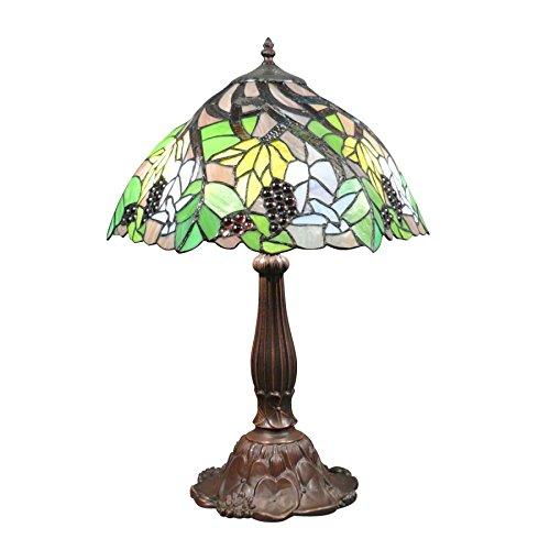 Htdeco - Luminaires - Tiffany lamp