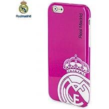 Funda Carcasa para IPhone 6 Plus / 6s Plus Licencia Real Madrid