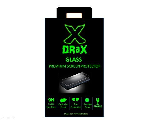 MACC Tempered Glass Screen Protector For Micromax A106 Unite 2