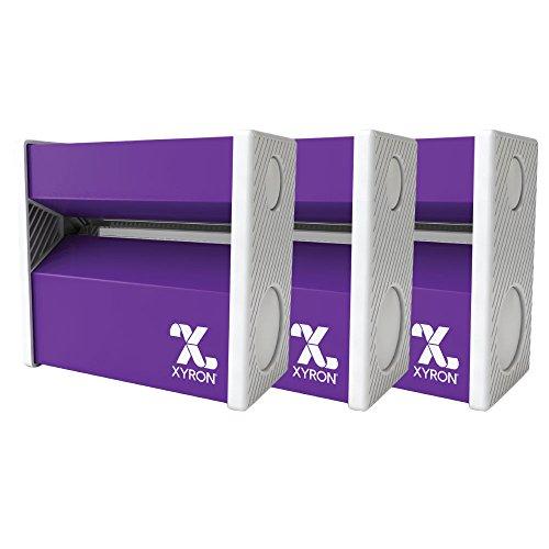 Xyron Klebeband Einweg/recycelbar Aufkleber Maker, Set 3, 3Stück