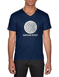 Touchlines Sheldons Doppler Effect, T-Shirt Homme