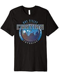 Star Wars Mos Eisley Cantina Badge Graphic T-Shirt