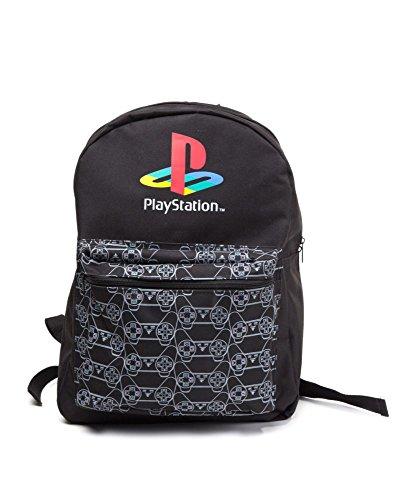 Playstation Classic Logo Zaino nero