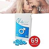 VideGra Aphrodisiakum steigert die sexuelle Funktion Libido und Potenz steigern Für aktive Männer 69 Kapseln