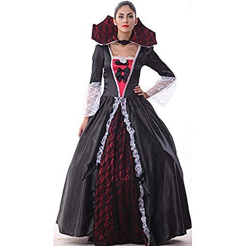 Generic Frau Halloween Cosplay Strumpfhosen sexy weibliche Teufel kostüm bühnenkostüm / Erwachsene kostüm Ball lila Kleid schwarz @ (Weibliche Superhelden Mit Schwarzen Kostüm)