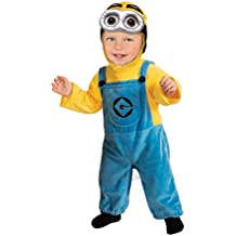 Despicable Me Minion 2 de Dave Toddler Costume Edad 1-2 años