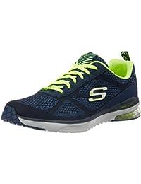 Skechers Skech Air-Infinity, Zapatillas de Deporte para Hombre