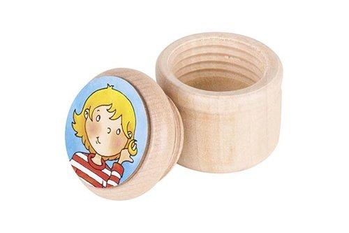 TRESS caja Junior 4cm