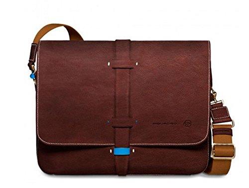 Piquadro Messenger porta computer con porta iPad®Air/Air2, fatta a mano con pellame italiano pieno fiore - CA3002IT (Rame)