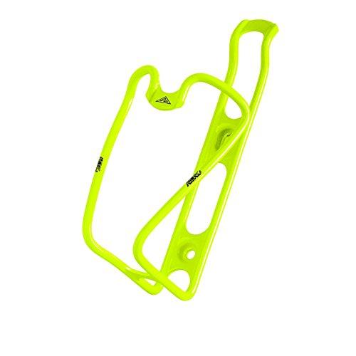 Azonic Thrust Flaschen Halter Fahrrad Halterung MTB Downhill Trekking universal Flaschen Halter, 4120-10, Farbe Neongelb