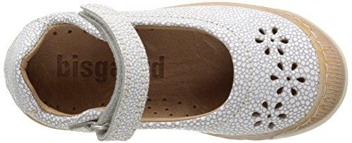 Bisgaard 80301116, Ballerines fille Blanc Cassé (76 Stone)