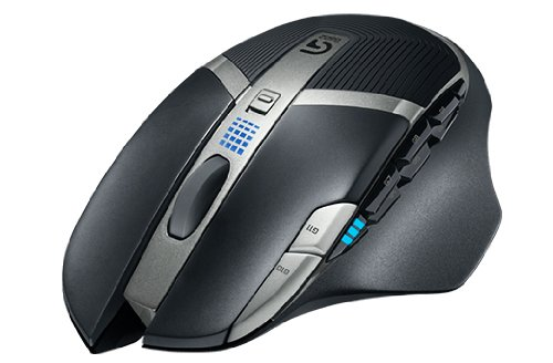 Logitech G602 Wireless Gaming Maus