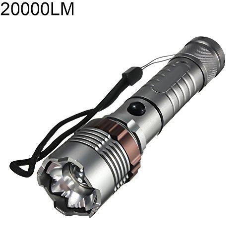 Ebestus - Linterna LED recargable