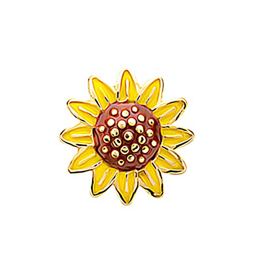 AKKi jewelry Element für Medaillon Kette,Petite Charms Elemente Pandora Style kompatibel Locket Memories Damen Schmuck Set Angebot Sonnenblume