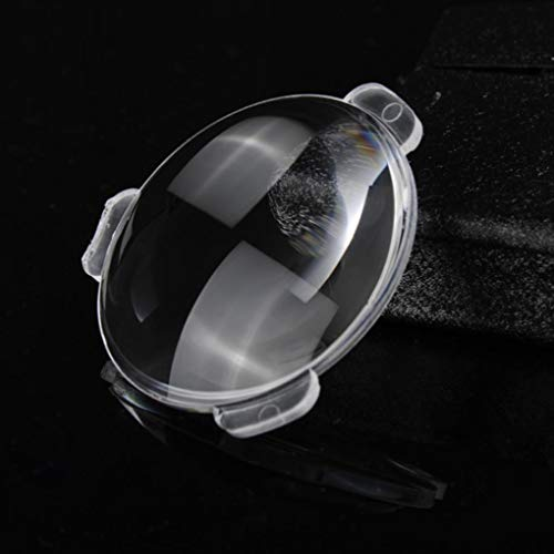 34 * 40MM Asphärische Linse Ersatz Virtual Reality Lens for Google Cardboard 3D VR II Brille