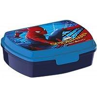 Preisvergleich für Javoli Spiderman Homecoming Brotdose Lunchbox Lightning Marvel