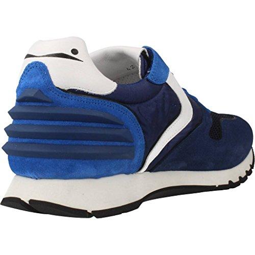 Basket, couleur Blue , marque VOILE BLANCHE, modÚle Basket VOILE BLANCHE LIAM POWER Blue blue