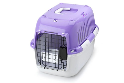 Europet Bernina 661 – 417904 trasporto box Explorer 50 sport Edition for Pets – Viola pastello 49 x 32 x 32 cm