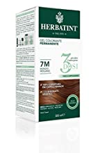 Herbatint Gel Colorante Permanente 3Dosi - 7M Biondo Mogano 300ml