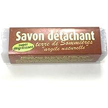 Super jabón quitamanchas Super desengrasante a la arcilla Natural peso ...