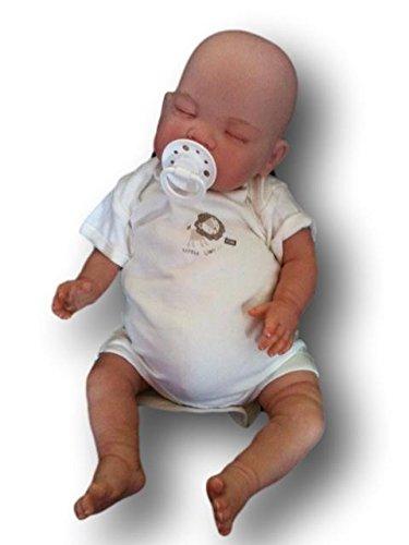Kinder Reborn Baby Boy Puppe, 48,3cm lang, Neugeborene,, real, eingeschlafen, schwere, UK Verkäufer